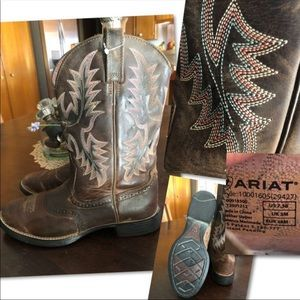 ARIAT Women's STOCKMAN western boots 7.5